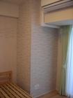 寝室 柱周り グラナスルドラ