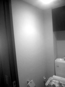 ミッキーで可愛いトイレに。