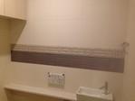 トイレにフェミーナ、ヴィーレ、グラナスヴァーグをデザイン貼