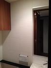 トイレ スプライン(ホワイト)を施工