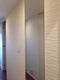 玄関 アレッシュ(ホワイト)とミラーのコラボ施工