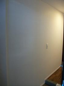玄関にルドラ(ベージュ)×ミラー