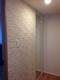廊下にオーダーミラーとグラナスヴィスト