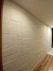 廊下にヴァルスロックのホワイト