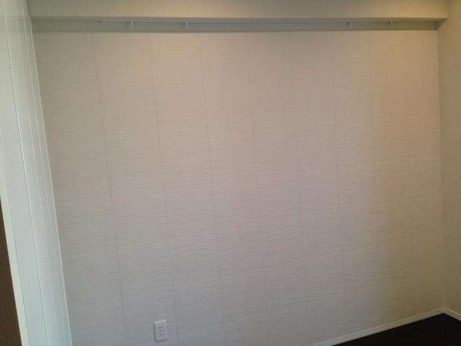 寝室にスプラインのホワイト