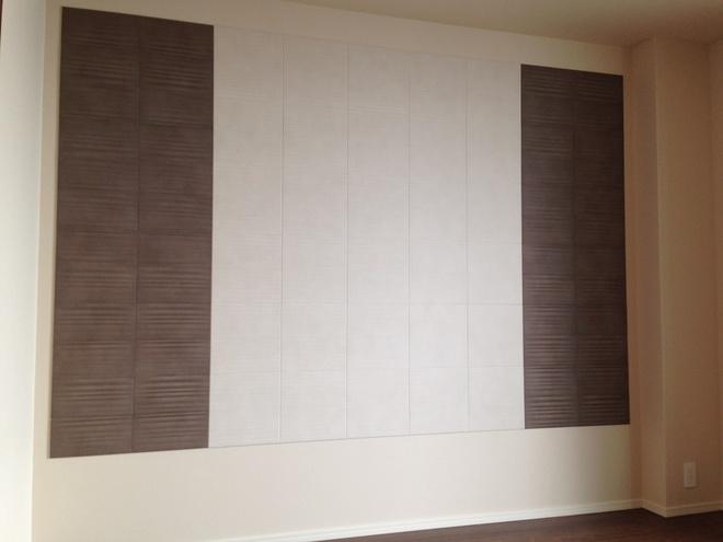 寝室にグラナスラシャとシルクリーネのデザインパッケージ