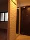 玄関にグラナスルドラとミラーとブラインドフック