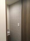 トイレにニュートランスのグレー