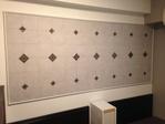 寝室にデザインパッケージのタイルプラン