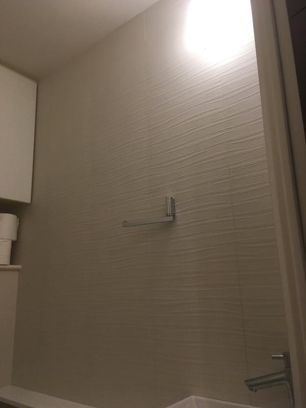 トイレにスプラインのホワイト