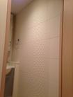 洗面室にエコカラットプラスニュートランス