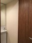 トイレにスプラインのベージュ