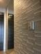 玄関にオーダーミラーとエコカラットプラスのグラナスルドラ