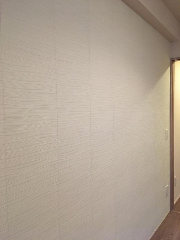 洋室にスプラインのホワイト